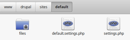 buat file setting.php