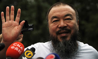 Ai Weiwei, Chinese contemporary artist, artistic consultant on the Beijing National Stadium, 2011 POWER 100, ArtReview