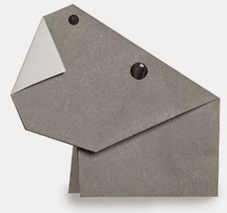 Hướng dẫn cách gấp con Hà Mã bằng giấy đơn giản - Xếp hình Origami với Video clip