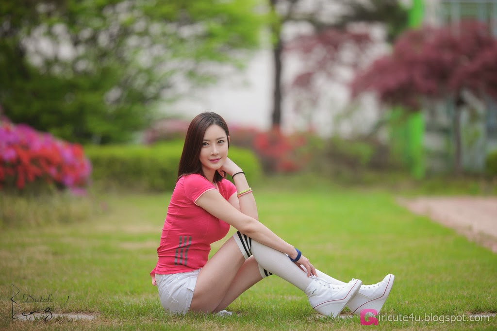 1 Min Soo Ah - P&I 2014 - very cute asian girl-girlcute4u.blogspot.com