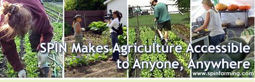 Ecofriendly sask urban small plot intensive spin farming - Profitable crops small plots ...