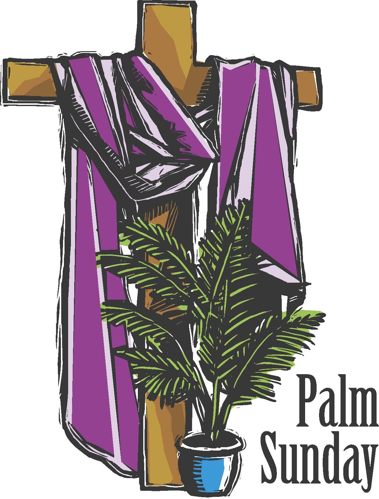 Happy Palm Sunday Wallpaper