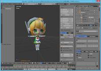 blog.fujiu.jp BlenderのモデルデータをMMDに変換する方法