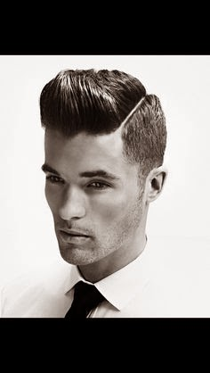 Picture Of Romantic Hairstyle For Boys 1