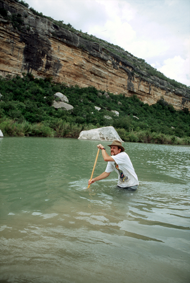 Scent of a fisherman pecos river of our past pandale pt 1 for Pecos river fishing