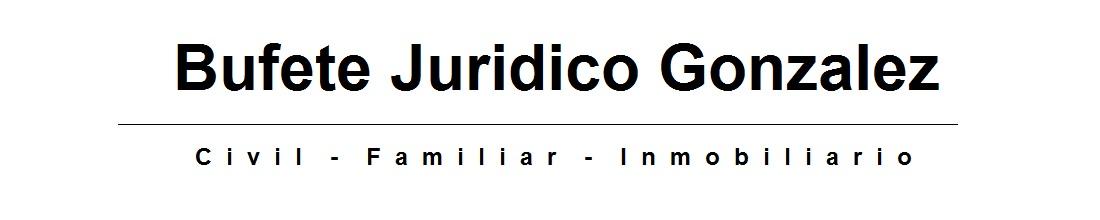 Bufete Juridico Gonzalez