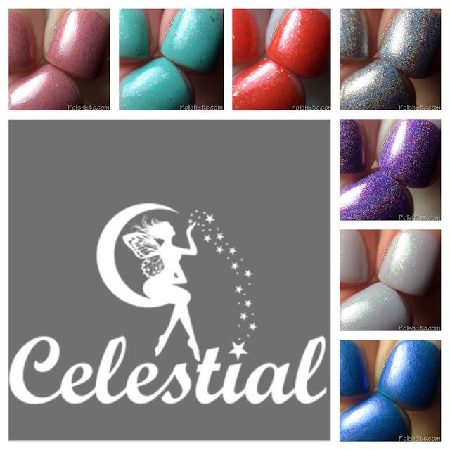 Celestial Cosmetics - It's All Happening - McPolish