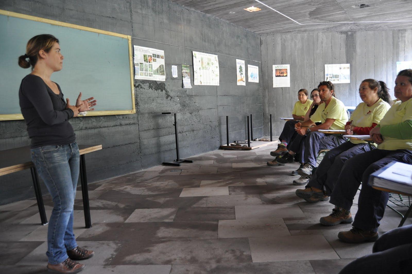 Taller de empleo conservaci n y restauraci n del medio for Oficina comarcal agraria