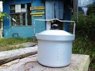 丸川荘の丸鍋