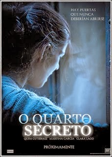 Capa do Filme O Quarto Secreto (2014) Torrent Dublado