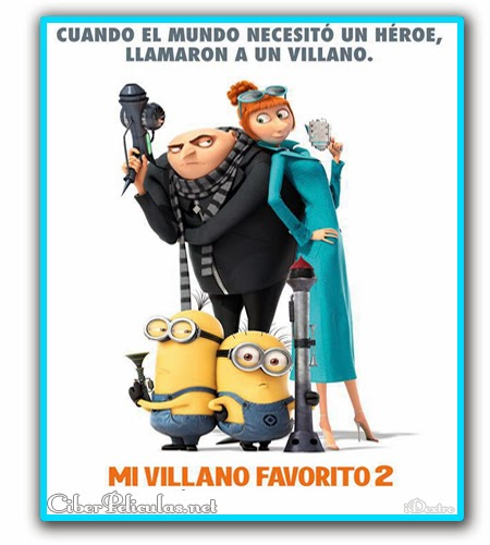 Mi Villano Favorito 2010 Dvdrip Latino Animacion - HD Wallpapers
