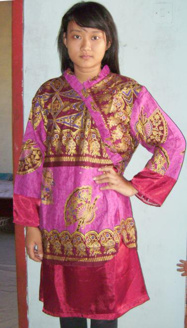 Dress Malla