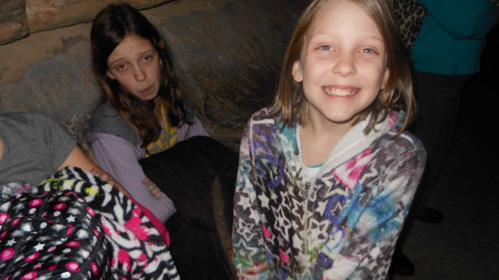 Ruby Falls cave tour