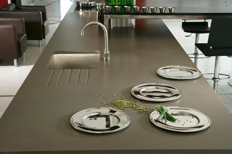 Qu color de silestone pongo en mi cocina 2 parte - Carta colores silestone ...
