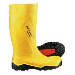 Dunlop Boots Yellow4