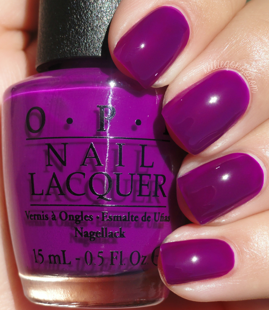OPI - Push & Pur-pull