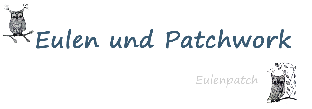 Eulen und Patchwork