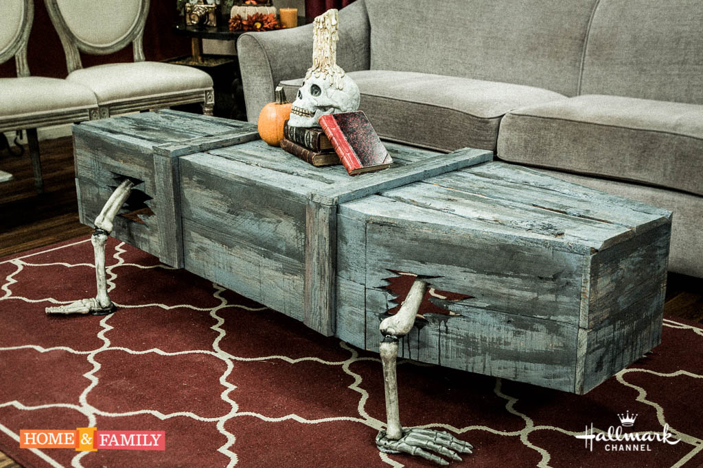 How To Decorate My Coffee Table