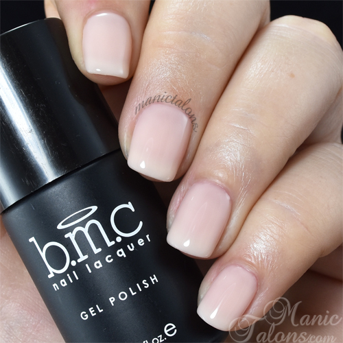 BMC Gel Polish Love at First Sight Swatch