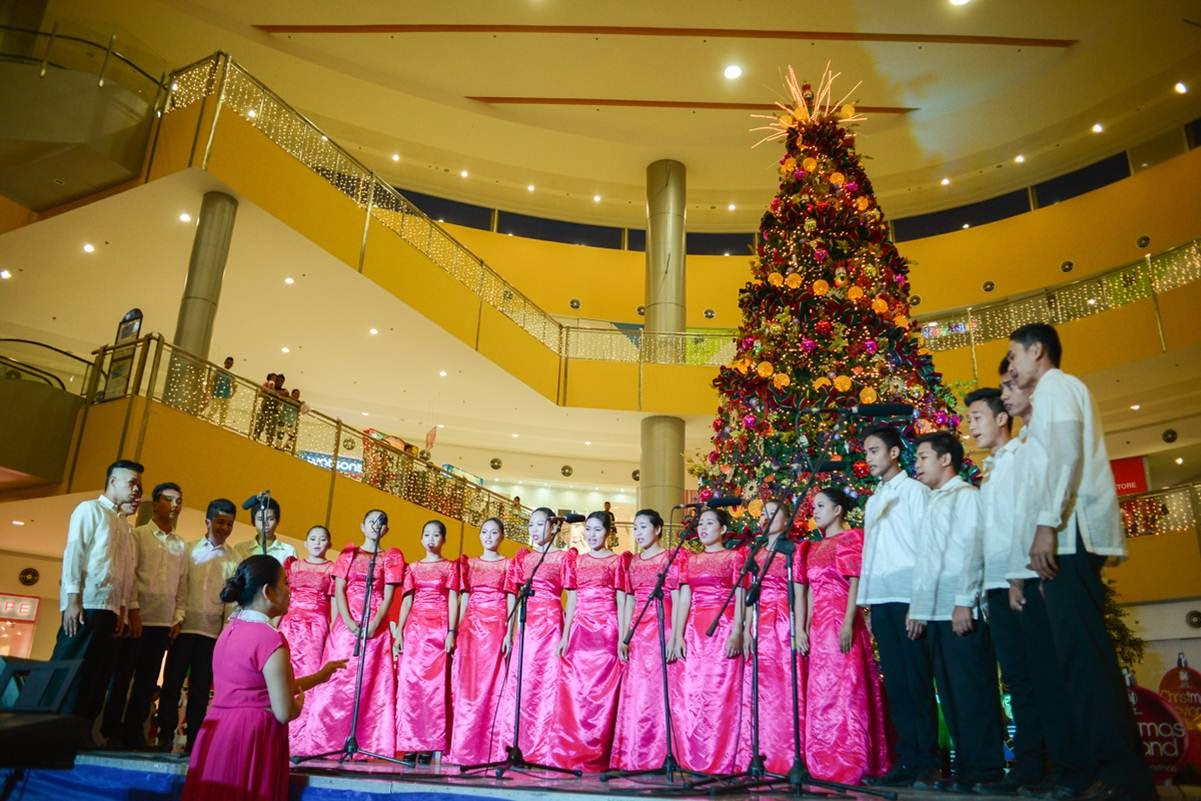 SM Supermalls World Choir Day 2014 Celebration