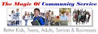 The Magic of Community Service