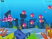 Tàu ngầm bong bóng, chơi game phiêu lưu hay