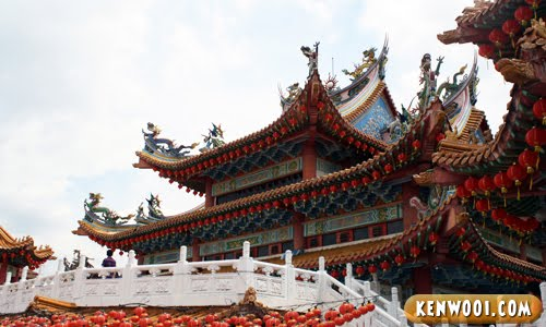 thean hou temple roof