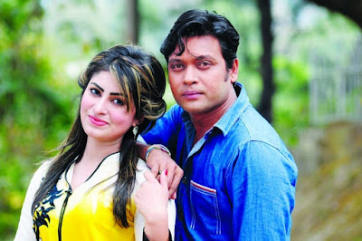 Bangladeshi actor Anisur Rahman Milon With Shokh
