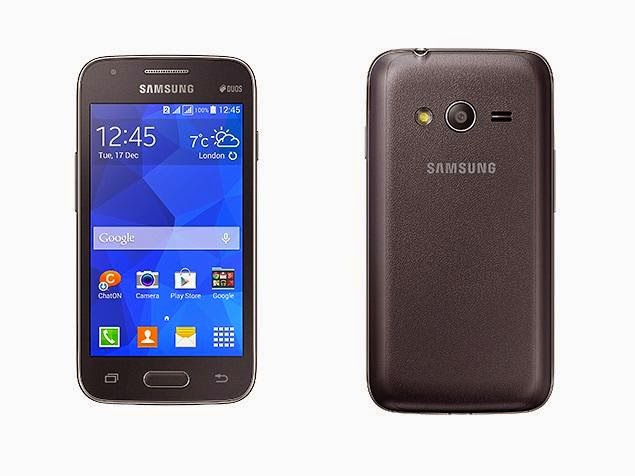 Samsung Galaxy S Duos 3-VE Budget Smartphone
