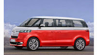 Worth Concept 2014 Volkswagen Microbus