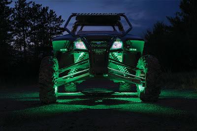 4-Pod LED Light Kit