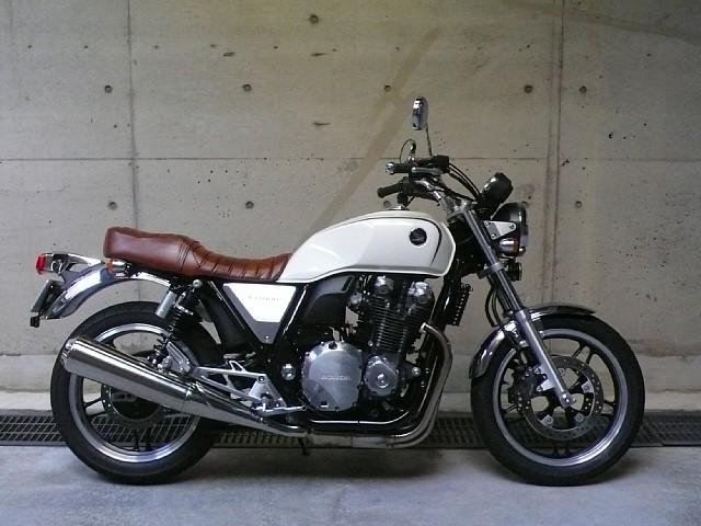 Tarbows New Honda CB1100