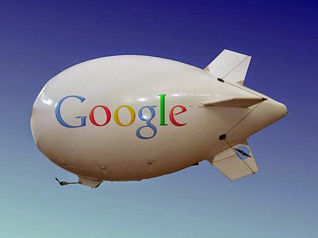 منطاد ذكى من جوجل لبث الأنترنت يقوم برحلة حول الأرض فى 22 يومًا