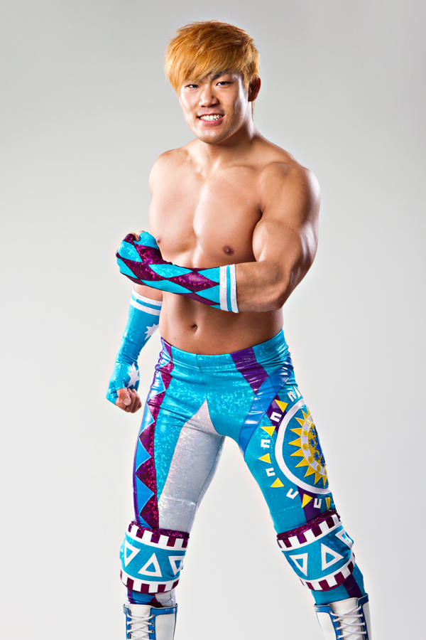Beefcakes of Wrestling: Meet Seiya Sanada