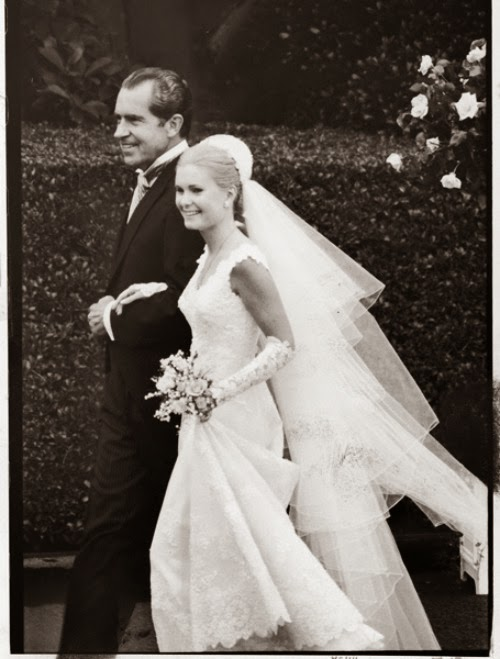 Wedding Dresses Of President'S Daughters 77