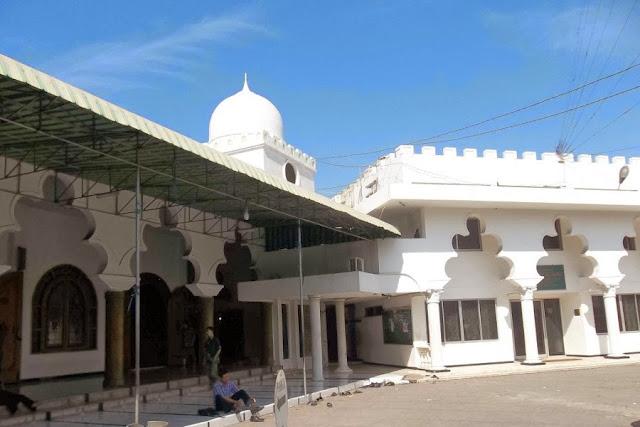 Masjid Tiban, Surabaya