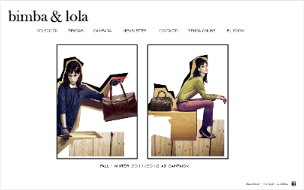 Bimba&Lola Collection
