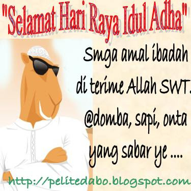 Ucapan+Lucu+Idul+Adha+2012 Kartu Ucapan Selamat Hari Raya Idul Adha 2013