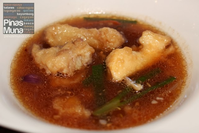 Fish Hot Pot by Vatang Grill & Restaurant in Ivana, Batanes