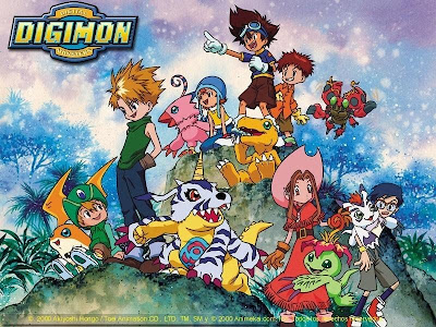 digimon adventure 1 wallpapers digimon temporada 1 digimon adventure portada