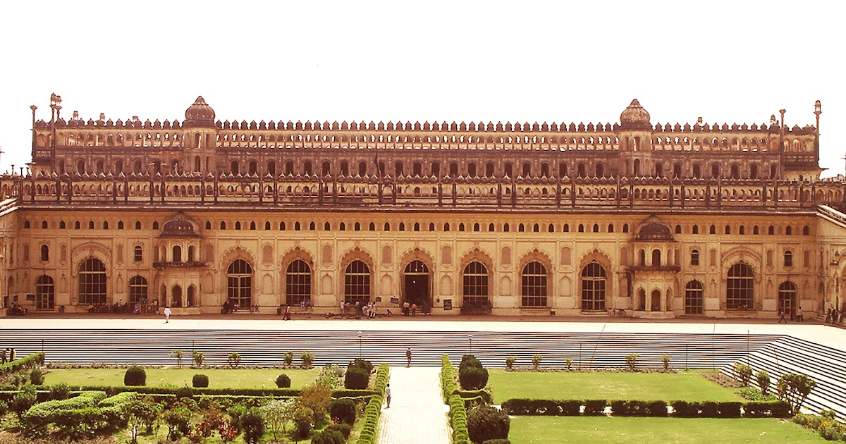 Tourist Places In India Hd Wallpapers Images And Sight View Lucknow Wallpapers