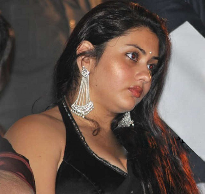 Tollywood Actress Namitha Kapoor In Blouse And Saree Photos
