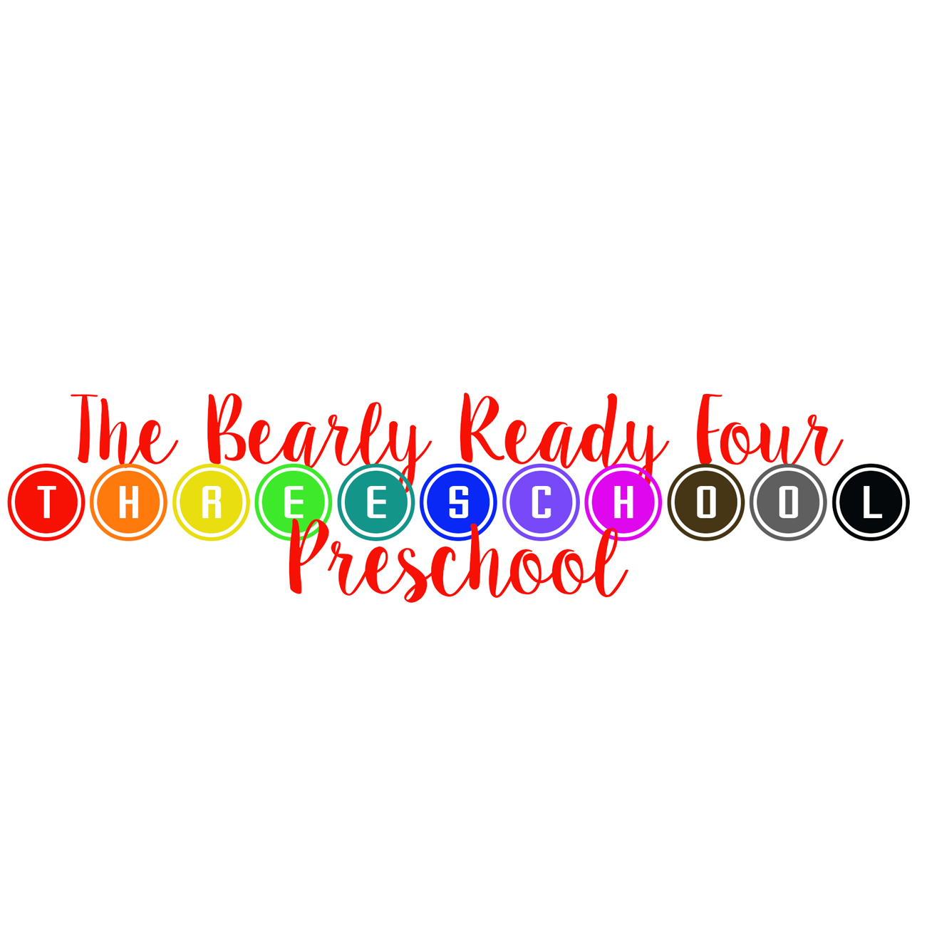 The Bearly Ready Four-Threeschool Preschool
