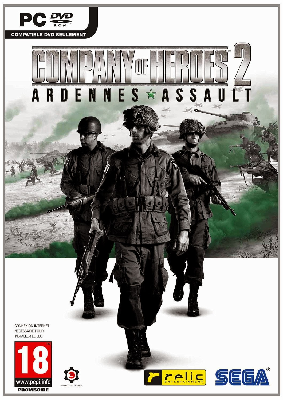 Company Of Heroes 2 Ardennes Assault Multilenguaje ESPAÑOL PC