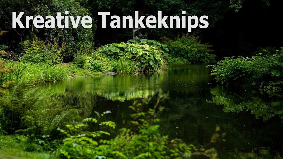 Kreativ Tankeknips