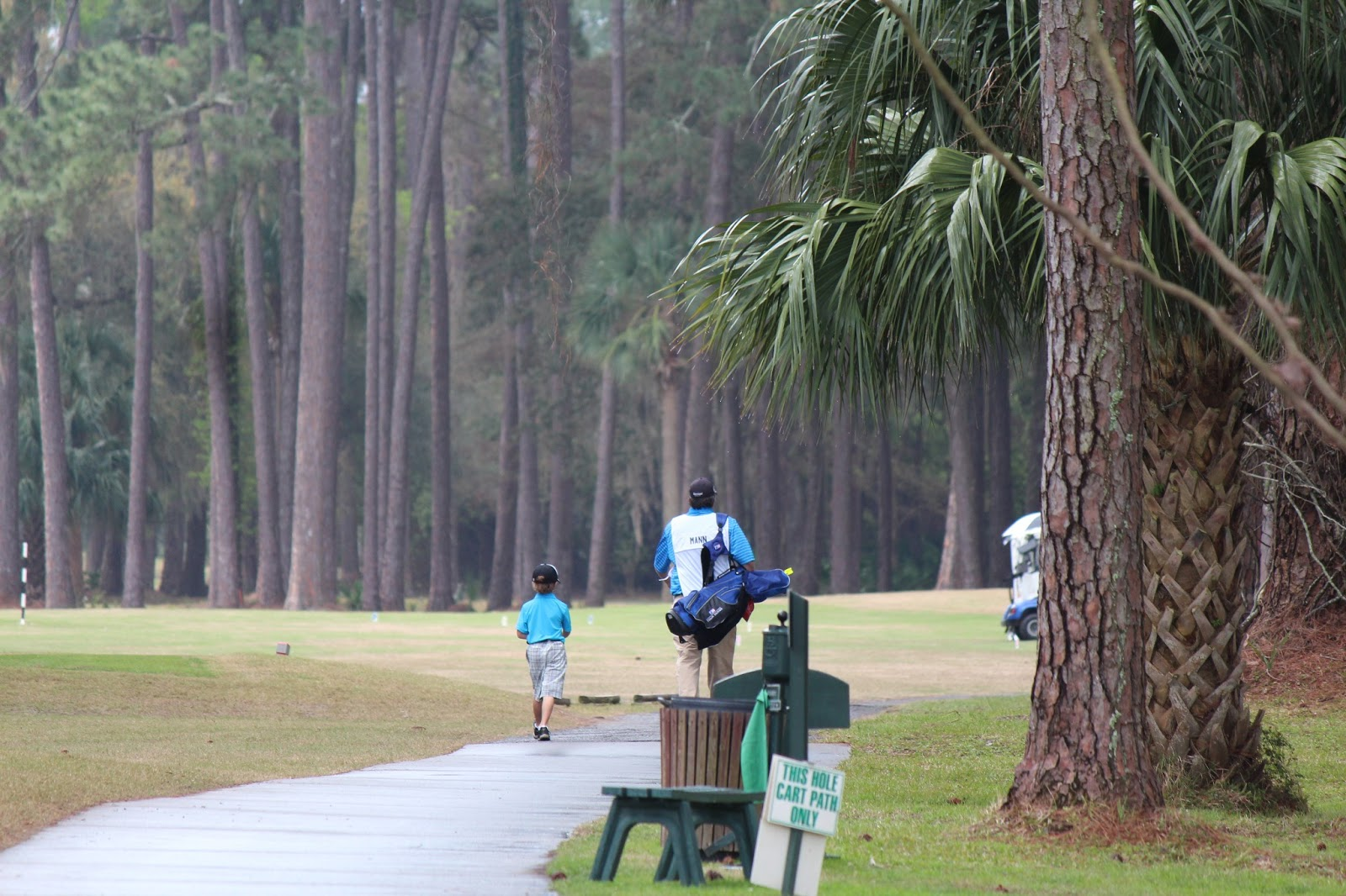 Are Caddies Required On The Pga Tour