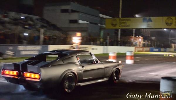 Esto fue lo mejor del evento Muscle Cars en el Gálvez (vídeo)