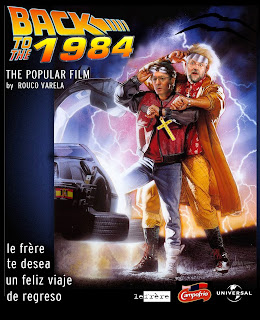 """""""1984"""", """"feliz año"""""""