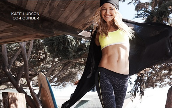 Kate Hudson Perfect Abs