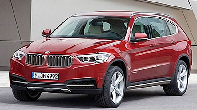 2018 BMW X7 Release Date and Price UK